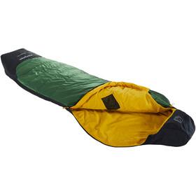 Nordisk Gormsson +10° Curve Slaapzak XL, artichoke green/mustard yellow/black